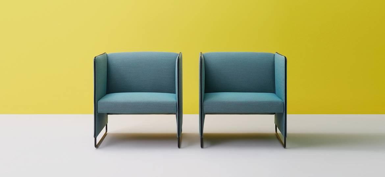 Fotel designerski Zippo Pedrali