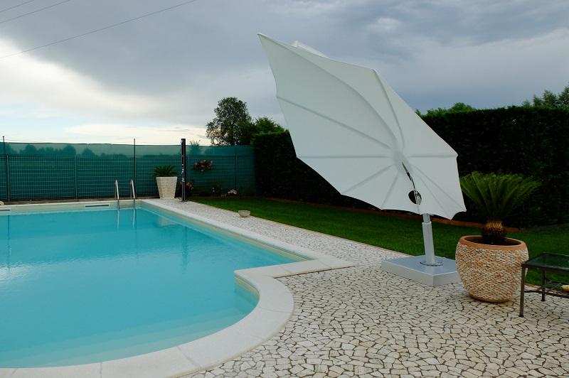 parasol na taras icarus umbrosa