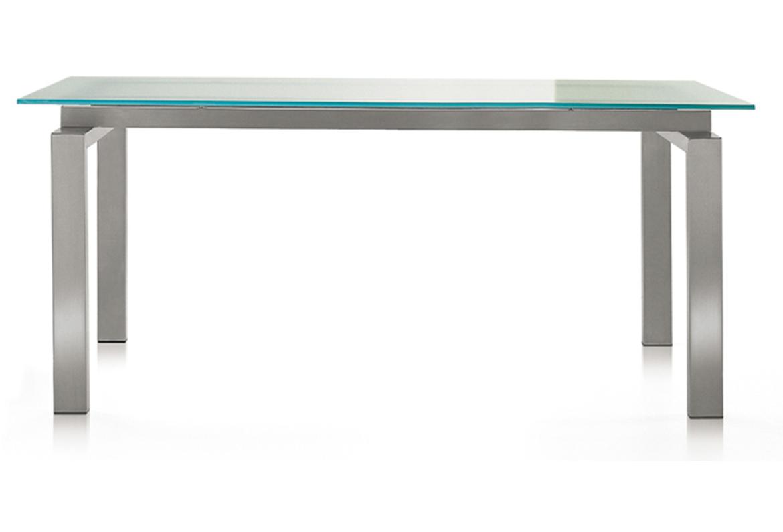 Stół Space 200x90 Pedrali blat szklany