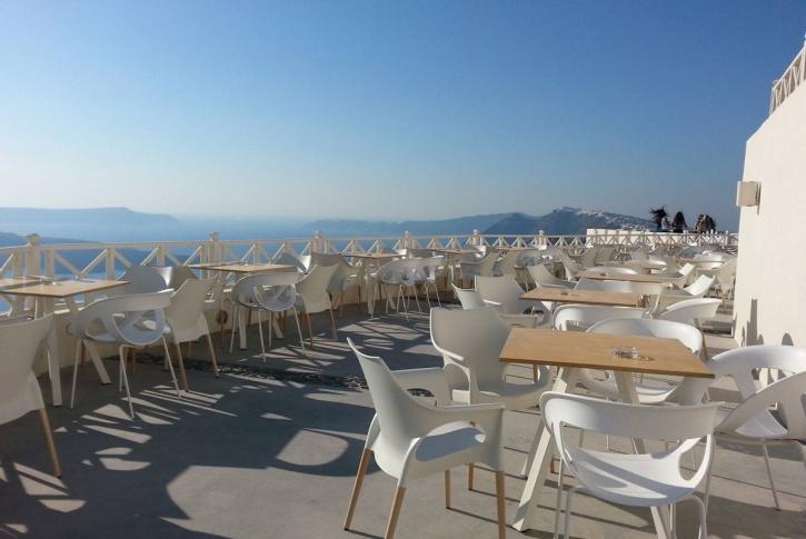 krzesła kawiarniane Natural Ola Scab Design