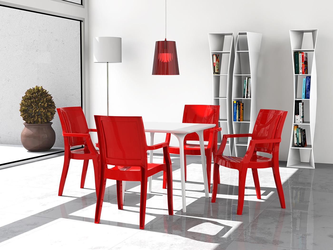 Krzesło Fotel Arthur Siesta