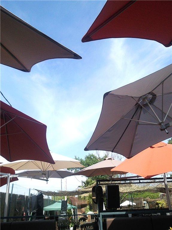 umbrosa parasole ogrodowe