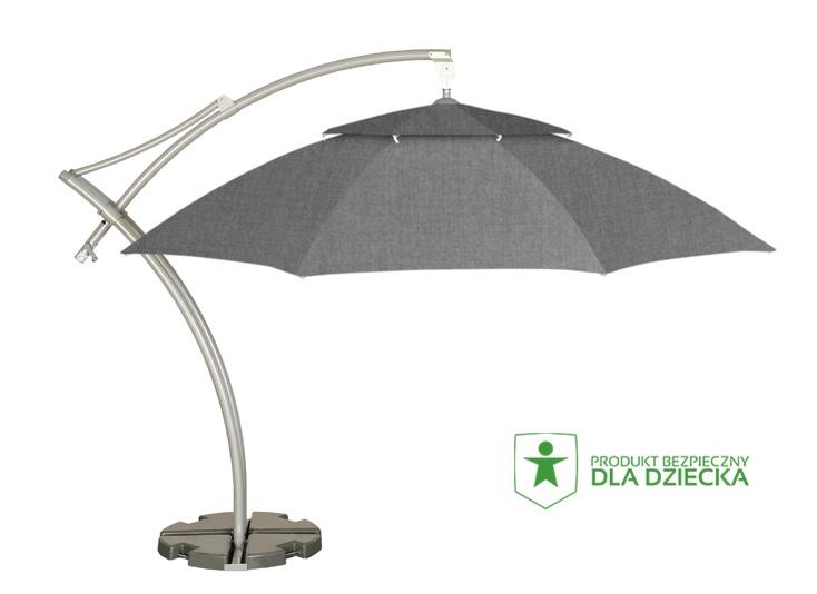 Parasol ogrodowy ibiza litex sunbrella