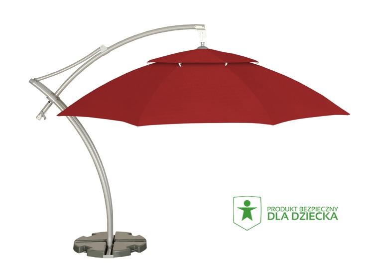 parasol do ogrodowu ibiza litex sunbrella