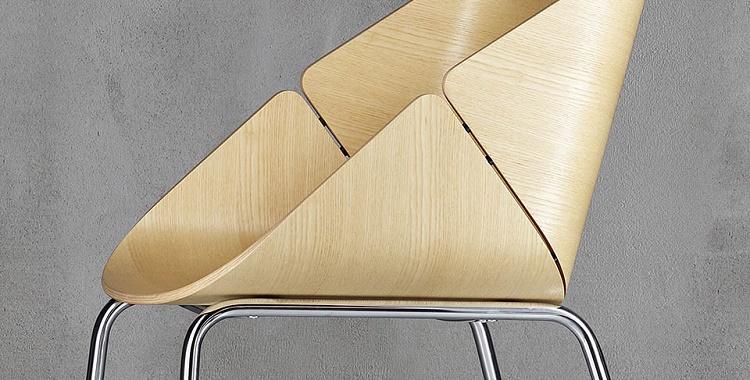 krzesło BABA Plank