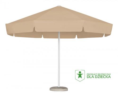 Okrągły parasol ogrodowy RODOS 3m