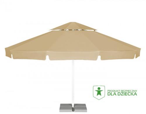 Duży parasol ogrodowy Vesuvio Litex