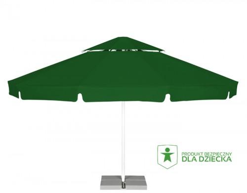 Duży parasol do restauracji Vesuvio okrągły