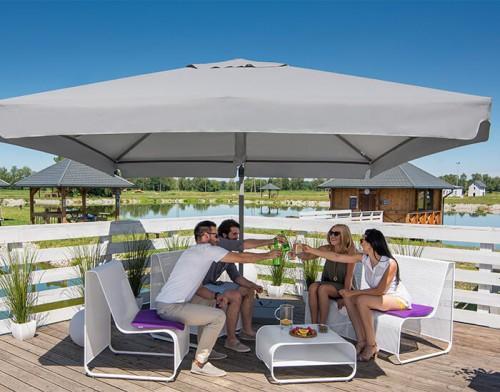 Parasol Rio Litex Garden