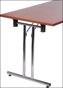 stelaż do stołu chromowany