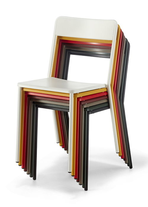 krzesło restauracyjne do sztaplowania C1 Colos
