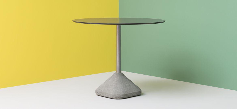 Podstawa do stołu z cementową bazą CONCRETE Pedrali