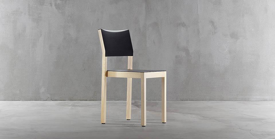 krzesło nowoczesne doty plank
