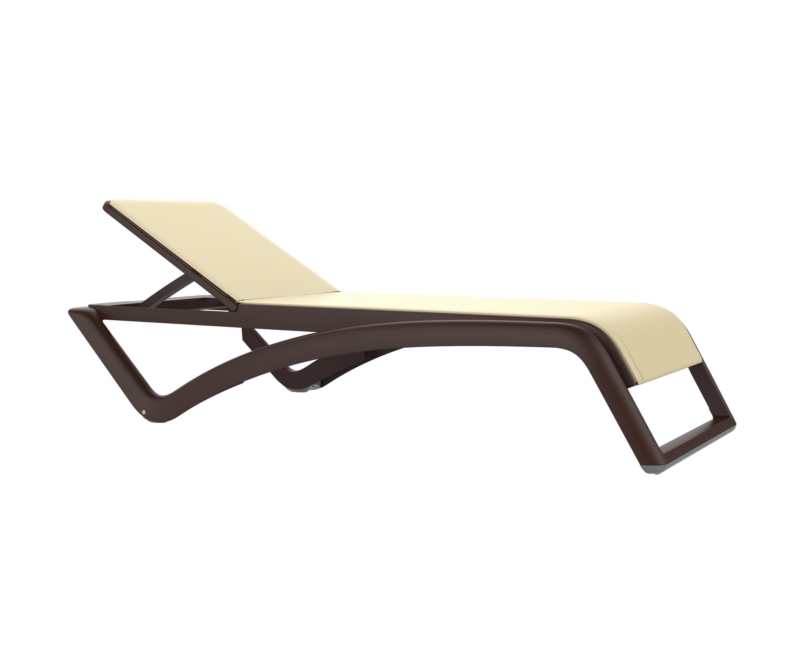 leżak basenowy do spa
