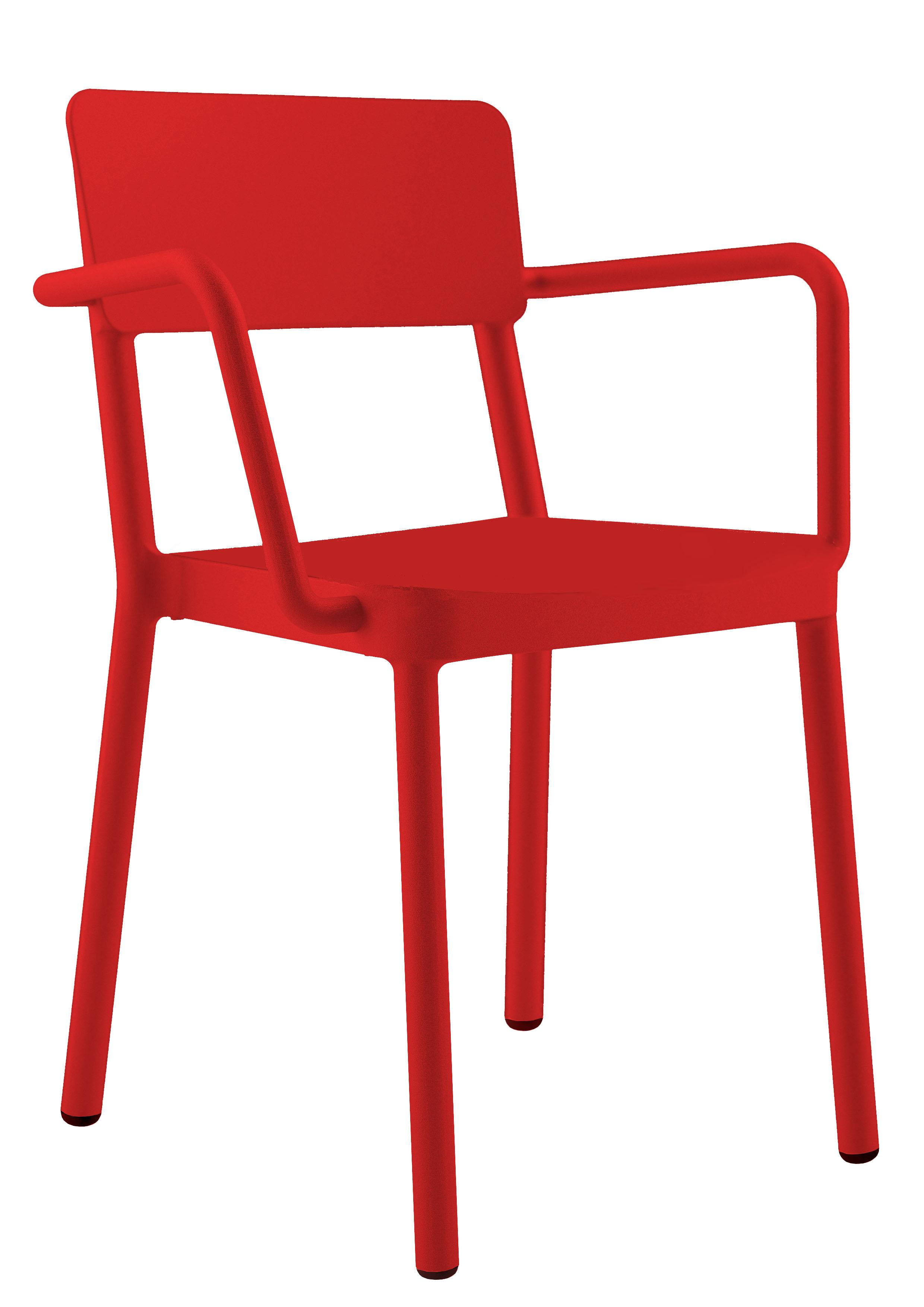 Krzesło Lisboa z podłokietnikami Resol