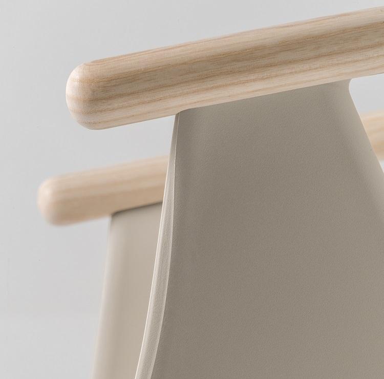 Krzesło FOX drewniane PEDRALI