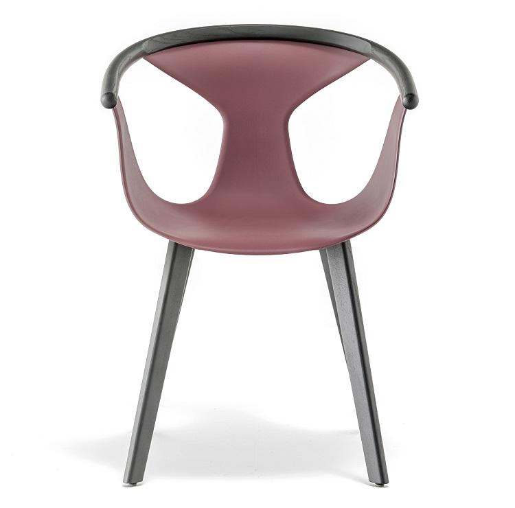 Krzesło drewniane do salonu FOX 3725 PEdrali