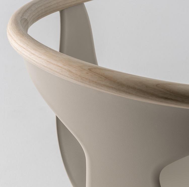 Krzesło kubełkowe FOX