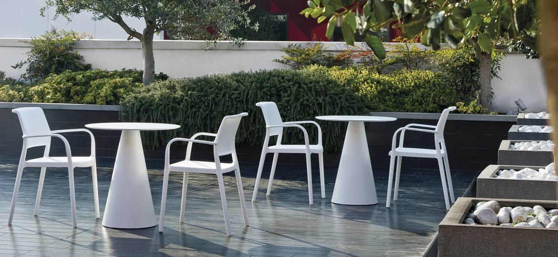 Podstawa stołu do restauracji IKON PEDRALI