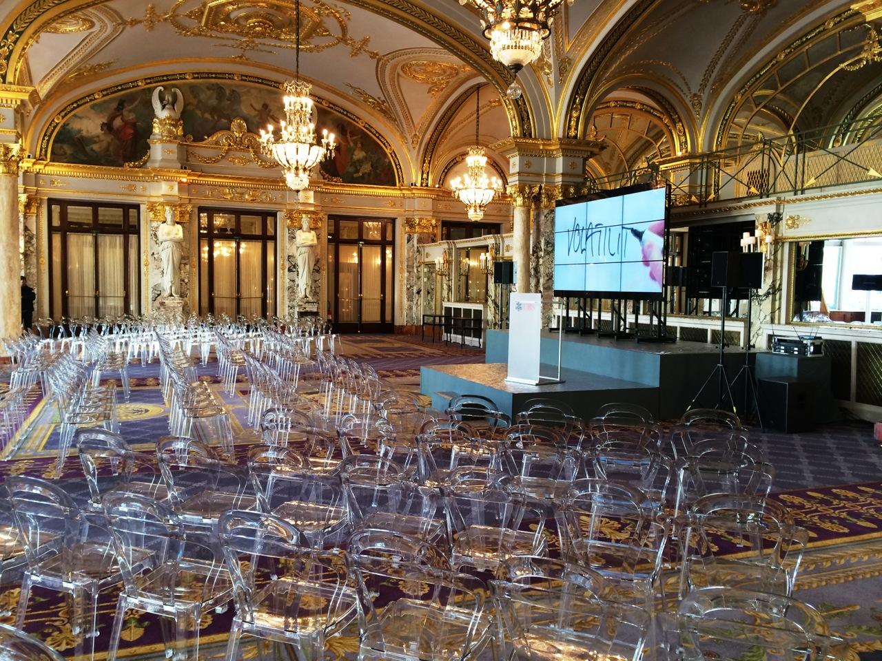 krzesła eventowe Scab Design