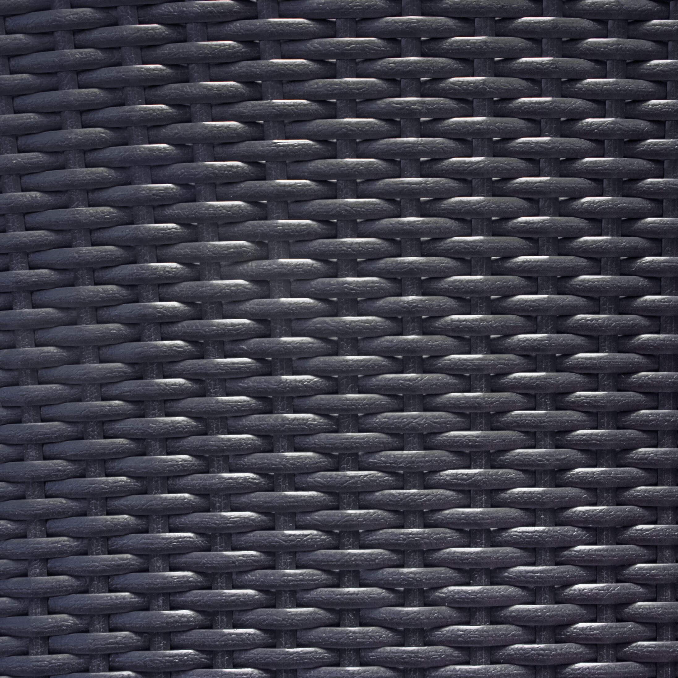 technorattan Flik czarny