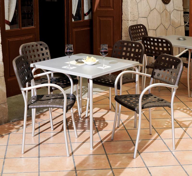 krzesło do restauracji Aurora Nardi
