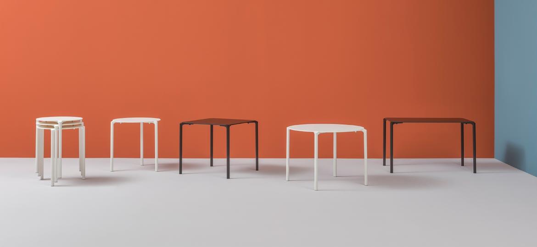 stoły JUMP Pedrali