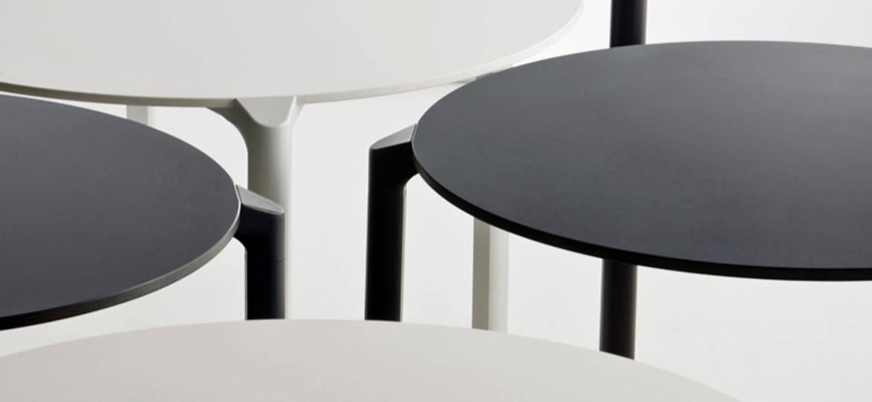 stoły jump okrągłe Pedrali TJ3
