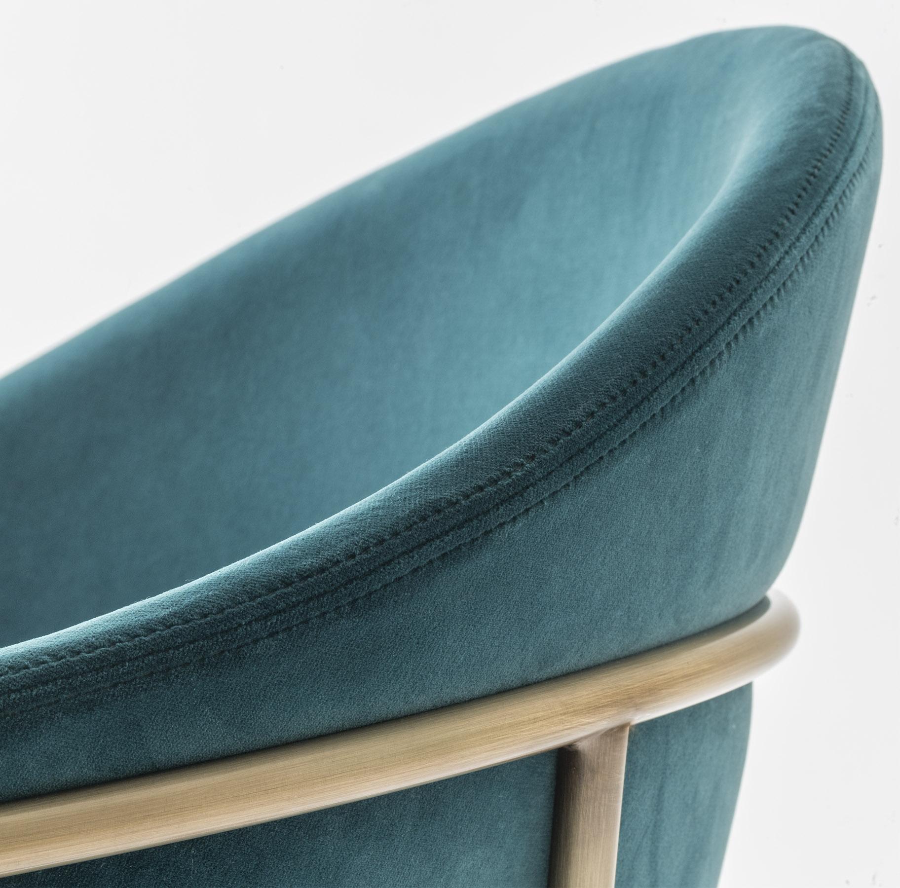 Fotel tapicerowany Jazz Pedrali