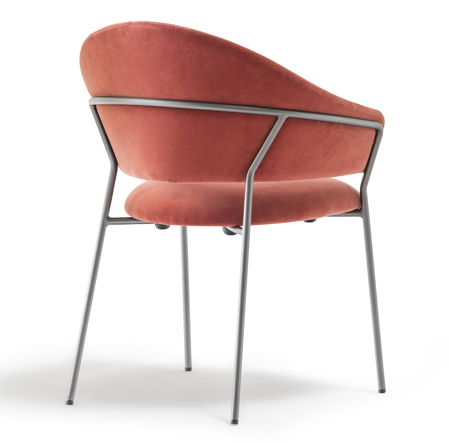 Nowoczesny fotel restauracyjny JAZZ 3716 Pedrali