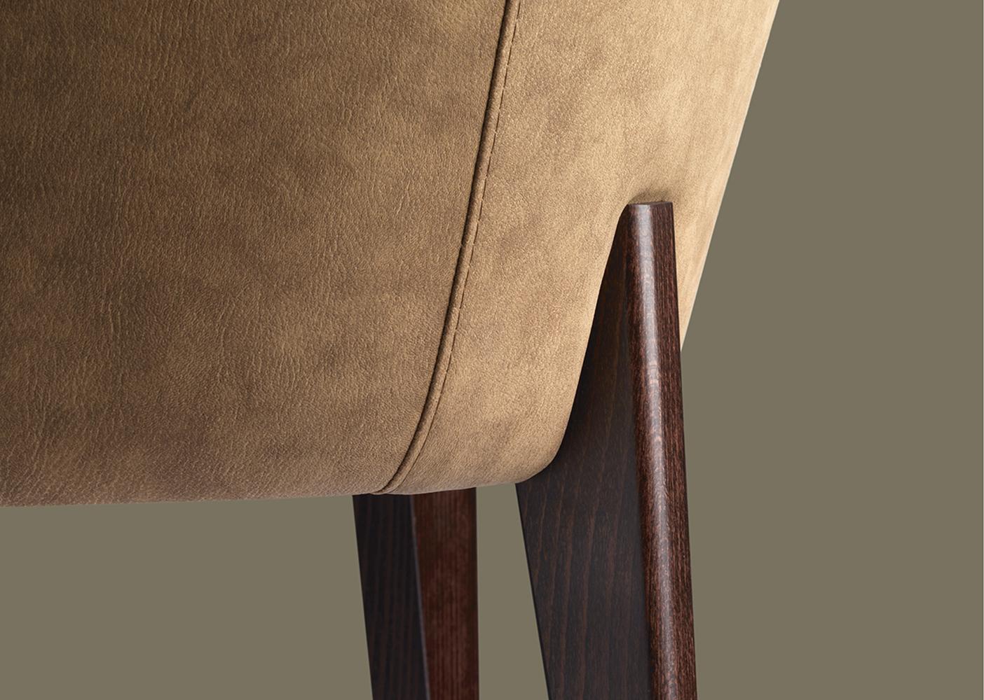 Fotel designerski Kyk Metalmobil