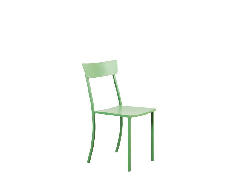 Krzesło metalowe do ogrodu Mogan 110 Vermobil