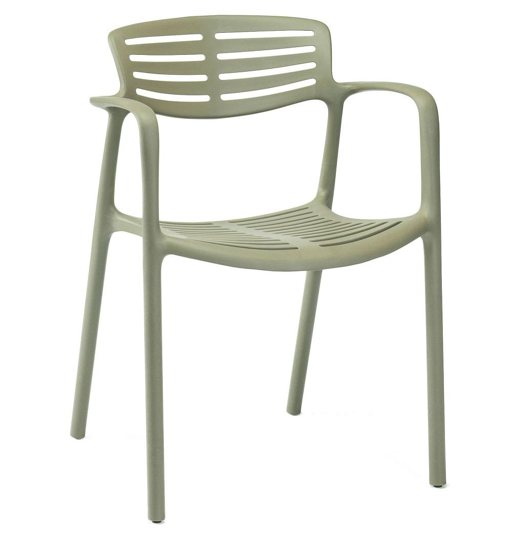Krzesło oliwkowe Toledo Aire RESOL