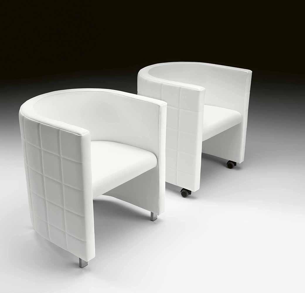 Fotel Madame 138 Metalmobil