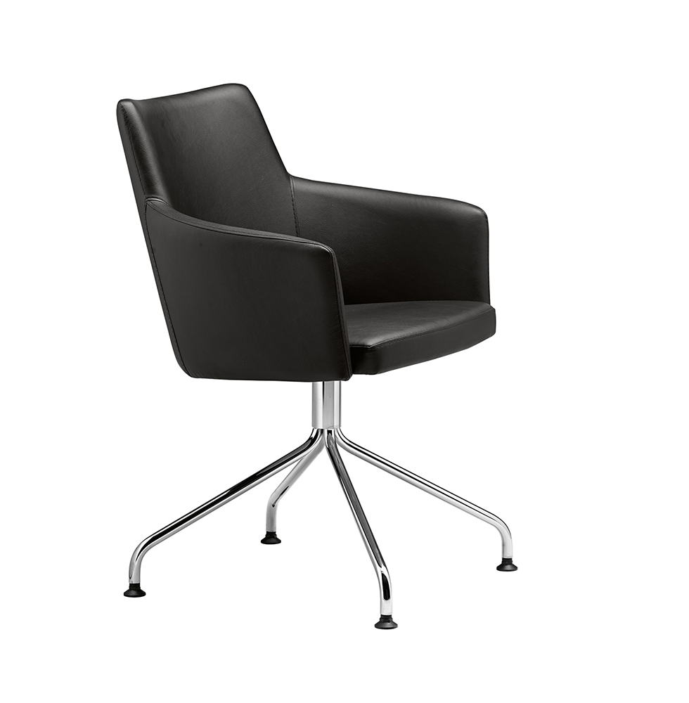 Fotel konferencyjny Marka 568 Metalmobil