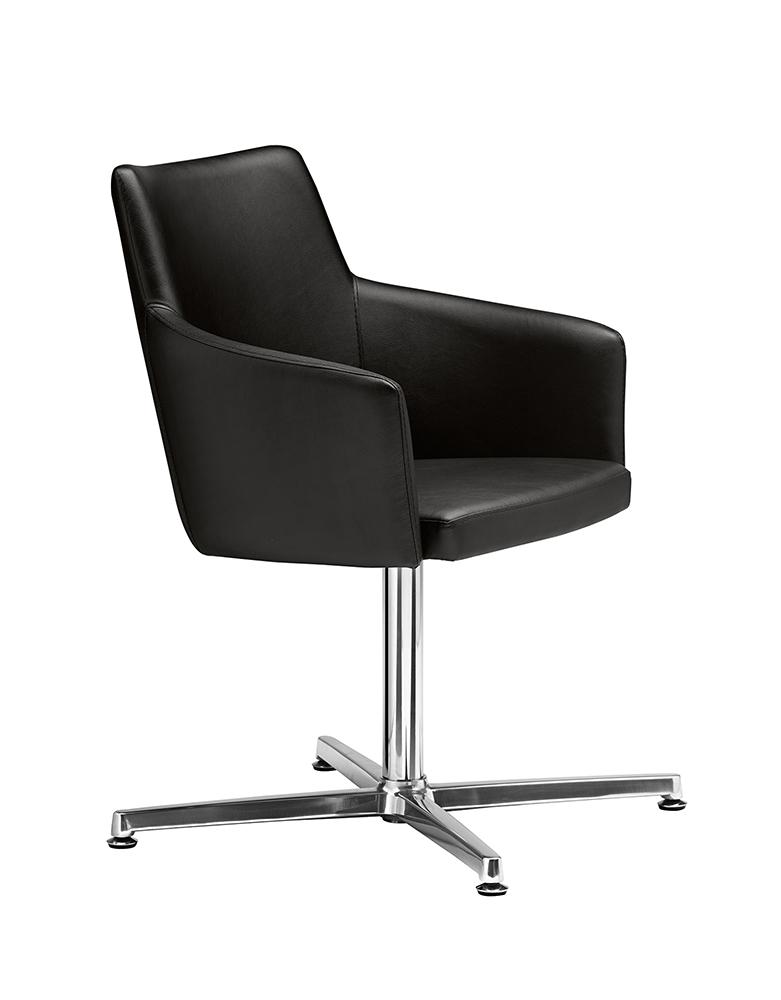 Fotel konferencyjny obrotowy Marka 569-N Metalmobil