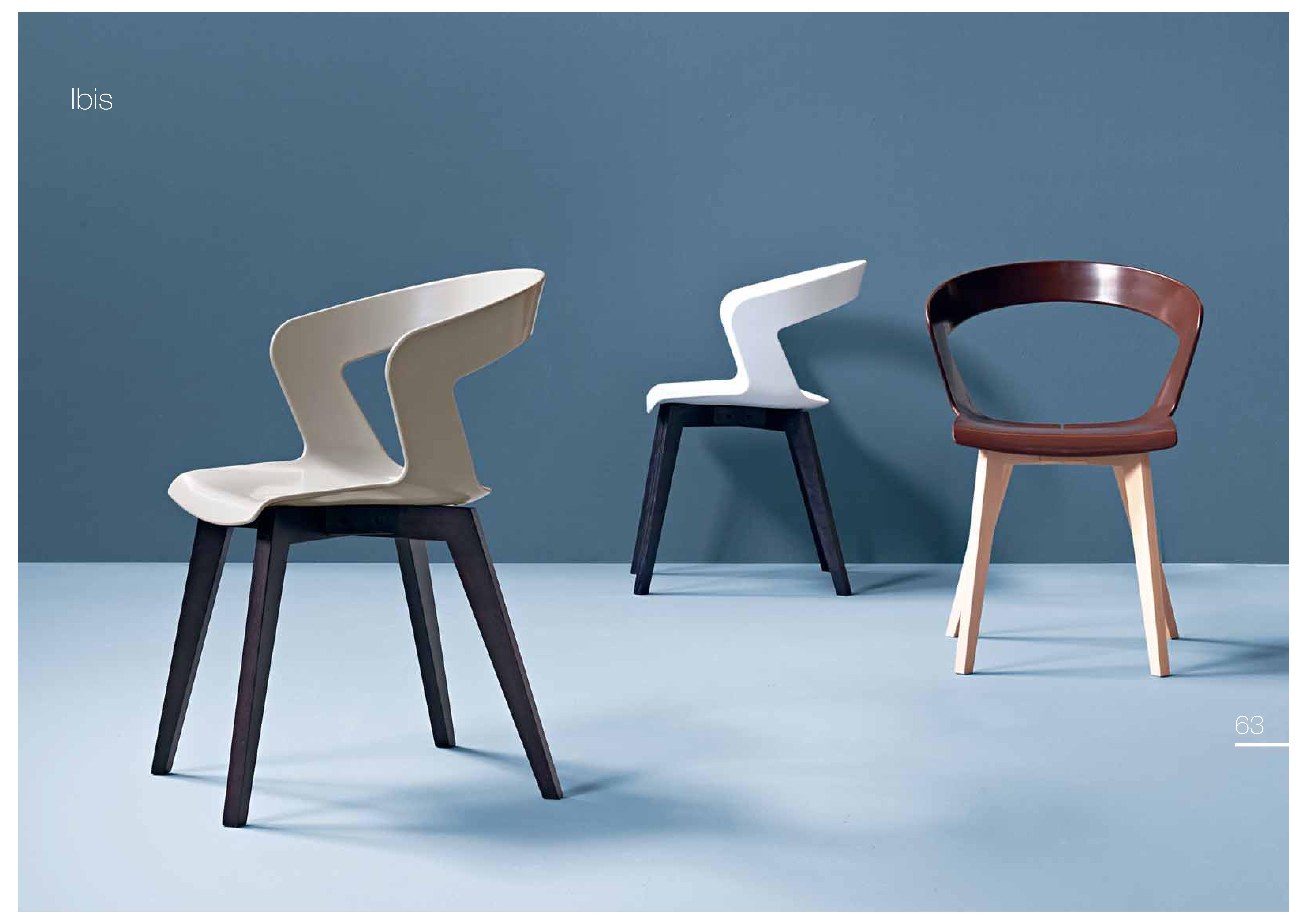 krzesła ibis metalmobil