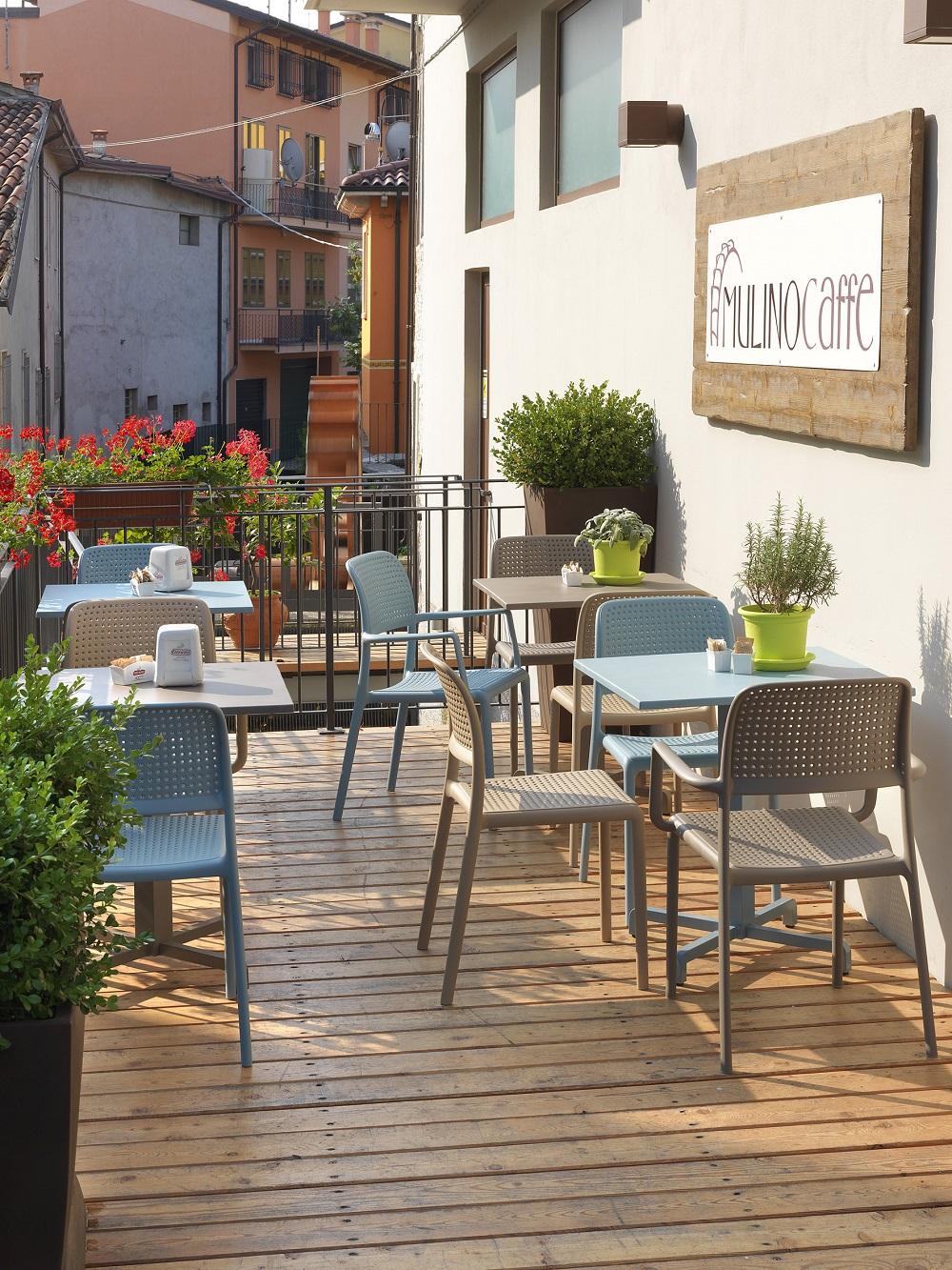 krzesło bora nardi do kawiarni i restauracji