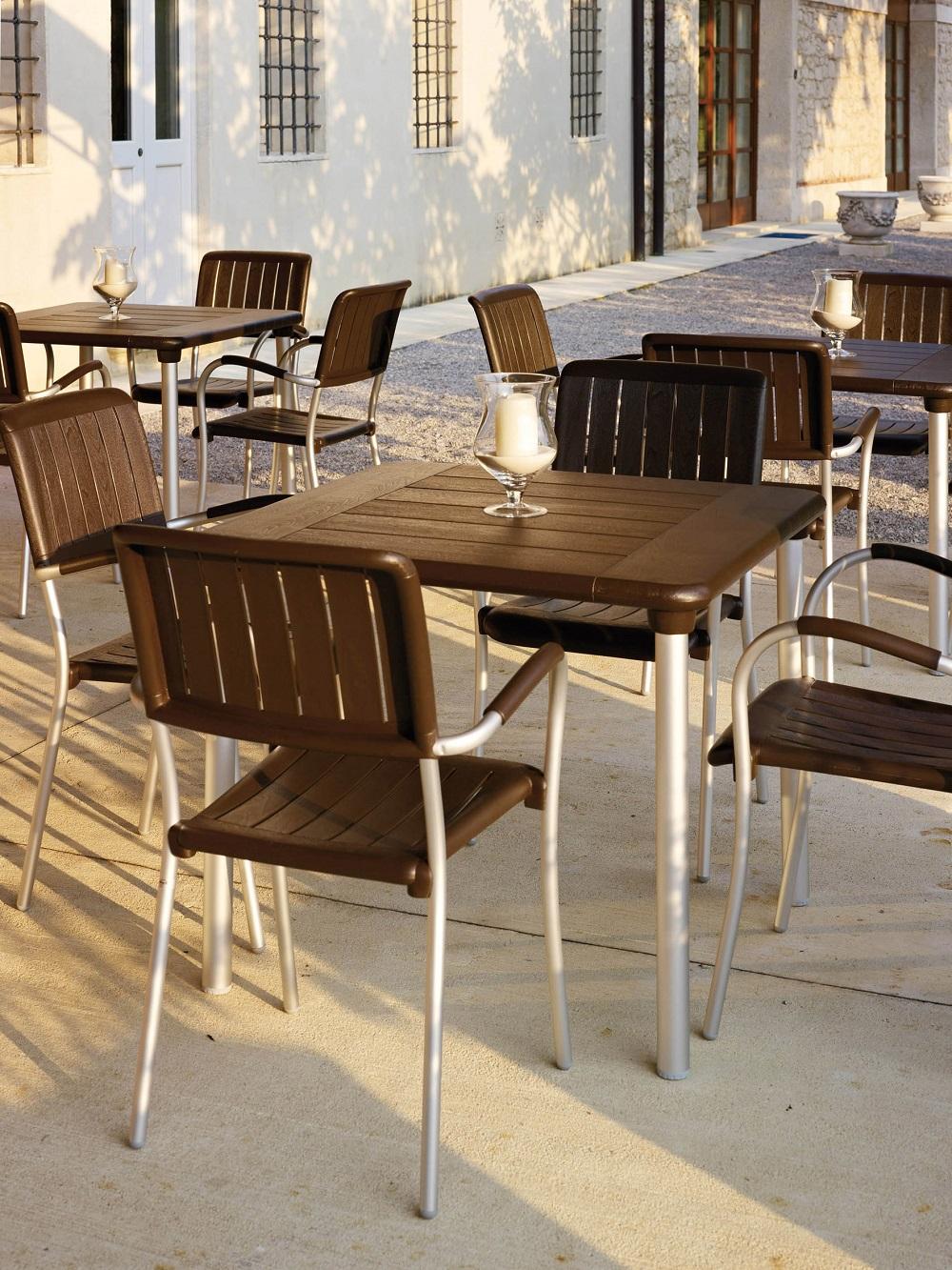 krzesło do kawiarni Musa Nardi włoski styl