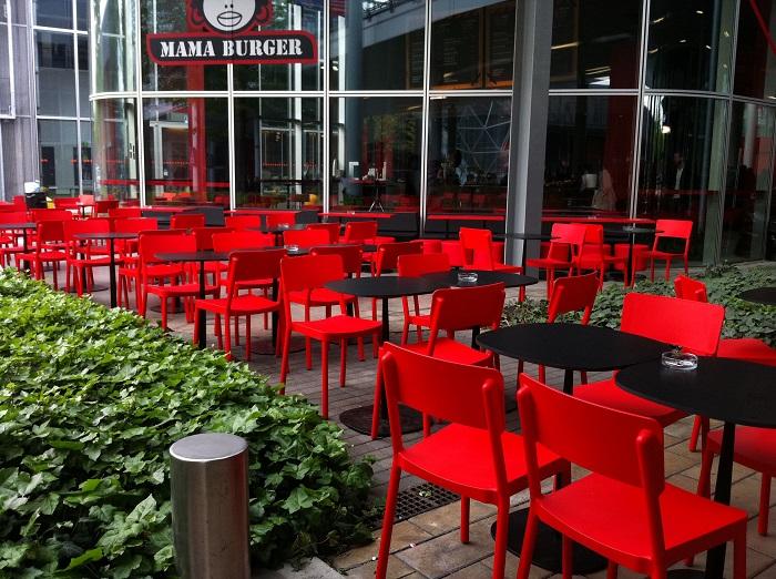 krzesło zewnętrzne outdoor Lisboa Resol