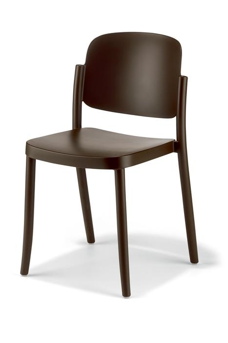 Krzesło do kawiarni i restauracji PIAZZA COLOS