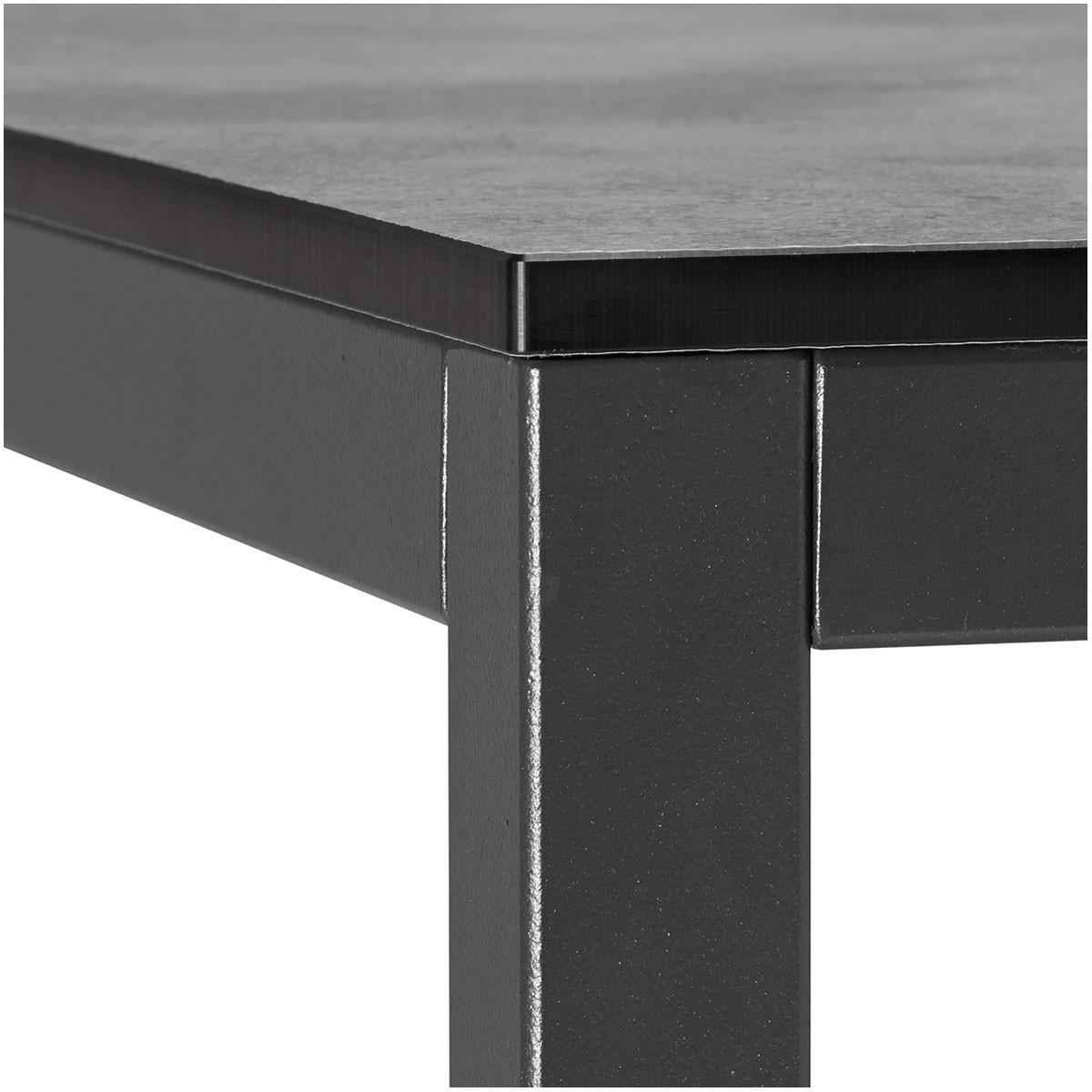 Stół metalowy do ogródka restauracji MIRTO SCAB DESIGN