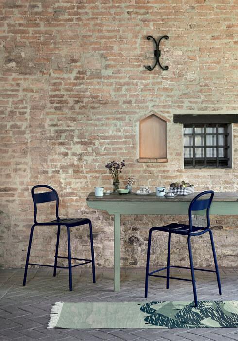Nowoczesne krzesło do restauracji Stecca Colos