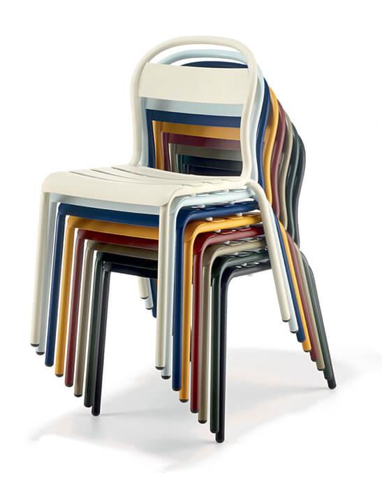 krzesła restauracyjne stecca colos