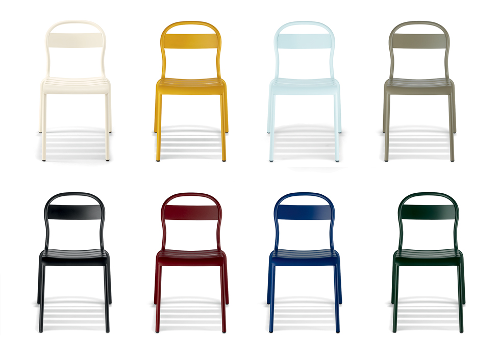 kolory krzeseł stecca