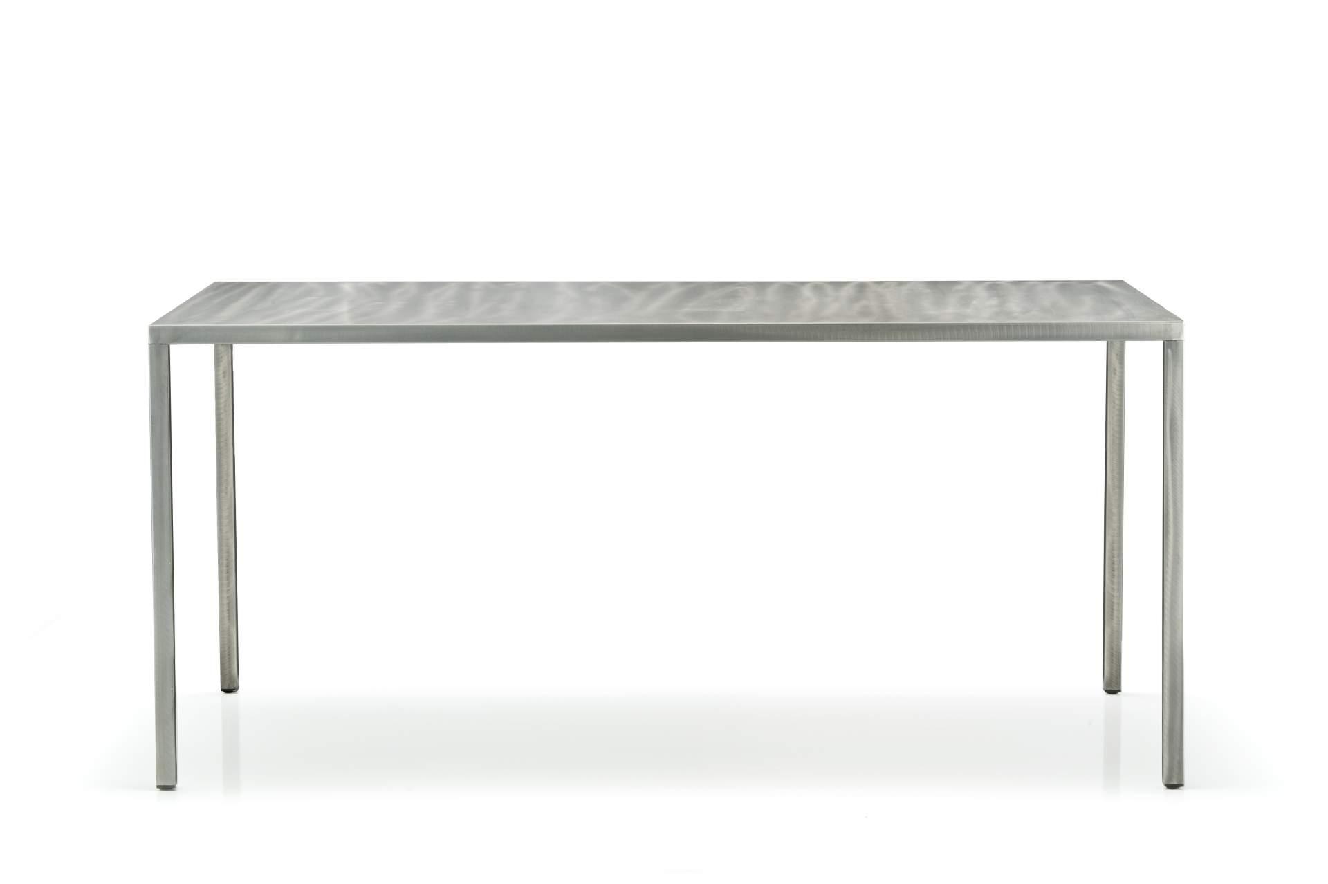 Stół ze stali surowej Pedrali