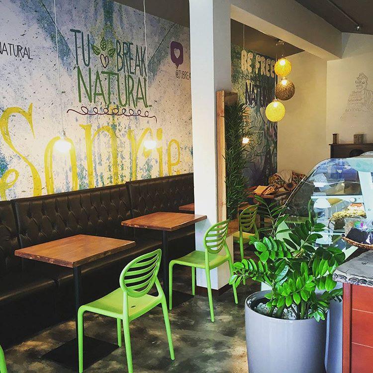 krzesło kawiarniane top gio zielone