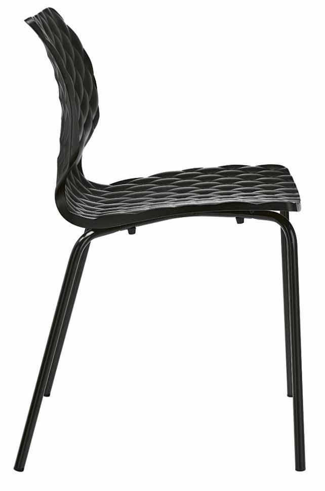 Krzesło Uni 550 Metalmobil do restauracji, kawiarni, hotelu