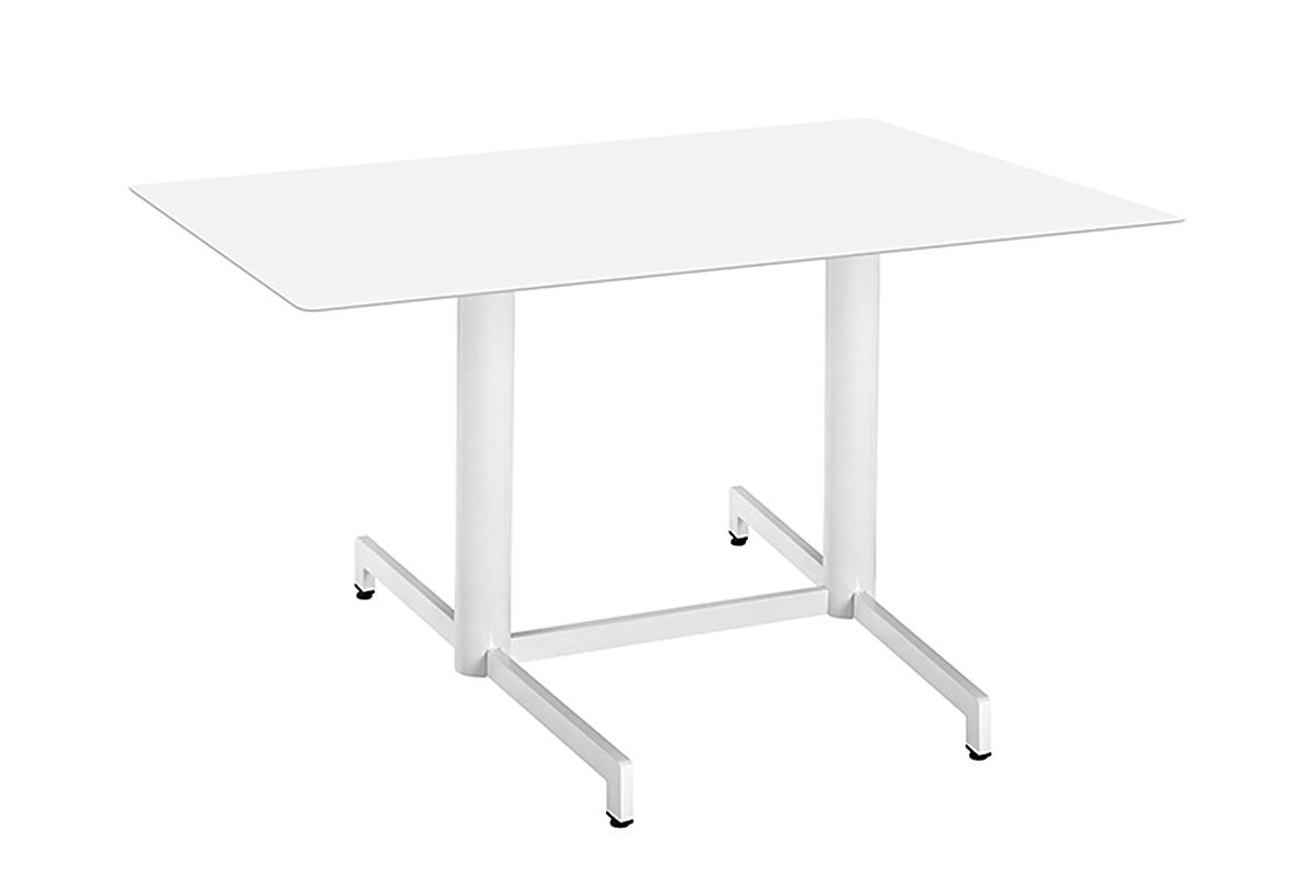 Podwójna podstawa do stołów Metalmobil WEB