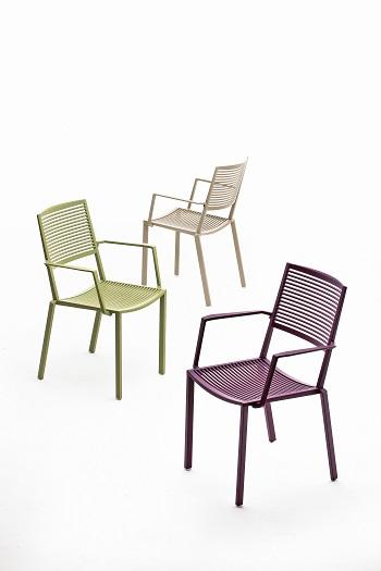 krzesła do ogródka kawiarni Włoskie Fast
